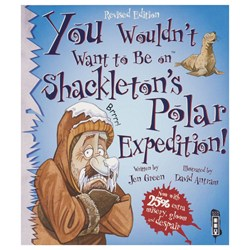 You wouldn't want to be on Shackleton's Polar Expedition
