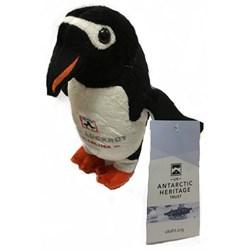Gentoo Penguin cuddly toy
