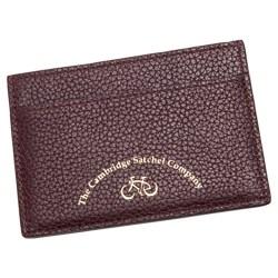 Wallet, Burgundy