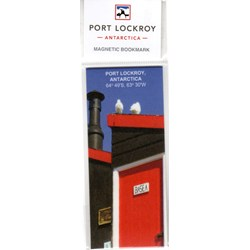 Bookmark, Magnetic Port Lockroy