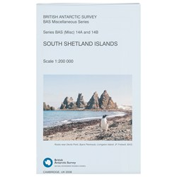 Sheet 14 South Shetland Islands