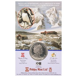 Penguin Cupro-Nickel Commemorative Coin