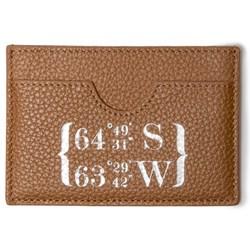 Wallet, Tan